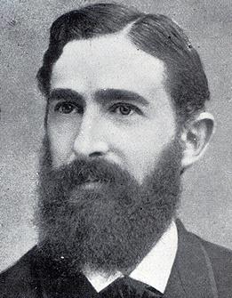 Portret van H.L. Drucker